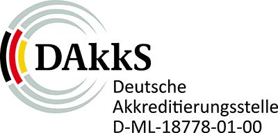 Akkreditierung DAkkS Facharzt D-ML-18778-01-00
